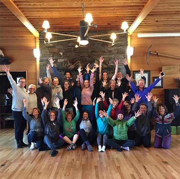Yoga Retreat 2017