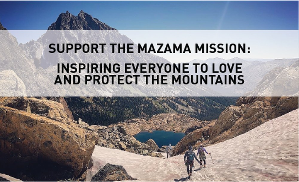 Support the Mazamas